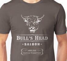 Bull's Head Saloon Unisex T-Shirt