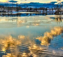 River Of Gold by Gregory J Summers
