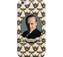 Dr. Hannibal Lecter iPhone Case/Skin