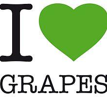I ♥ GRAPES by eyesblau