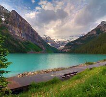 Lake Louise by Michael Shake