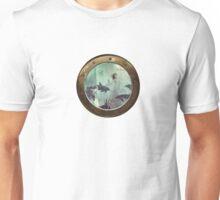 The Sea Unicorn Lady Unisex T-Shirt