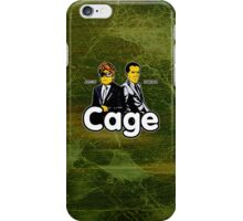 Cage (Version 2) iPhone Case/Skin