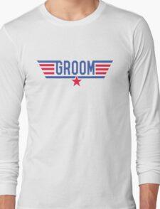 Top Groom Long Sleeve T-Shirt