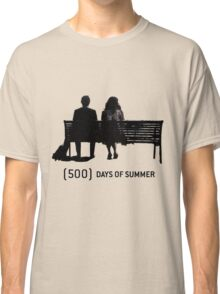 (500) Days of Summer Classic T-Shirt