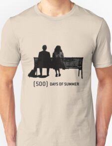 (500) Days of Summer Unisex T-Shirt