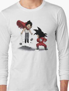 Anime Fight Long Sleeve T-Shirt