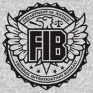 "GTA 5 ""FIB"" by LPdesigns"
