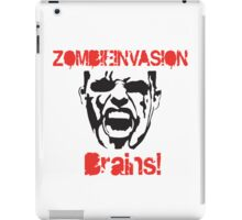 Zombieinvasion iPad Case/Skin