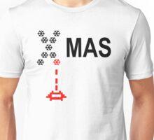 Xmas Invaders Unisex T-Shirt