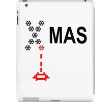 Xmas Invaders iPad Case/Skin
