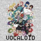 Vocaloids by PinkiexDash