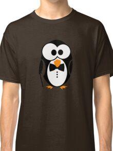Sir Penguin Classic T-Shirt