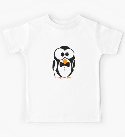 Sir Penguin Kids Tee