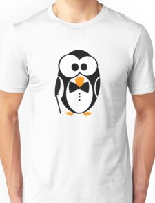 Sir Penguin Unisex T-Shirt