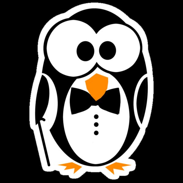 Sir Penguin by SeijiArt