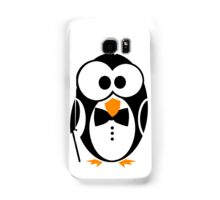 Sir Penguin Samsung Galaxy Case/Skin