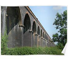 Harringworth Viaduct - Northamptonshire Poster