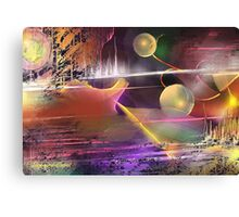 Sideral Canvas Print