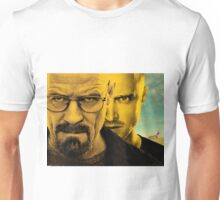 Breaking Bad - Walter & Jesse - With RV Unisex T-Shirt