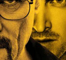 Breaking Bad - Walter & Jesse - With RV Sticker