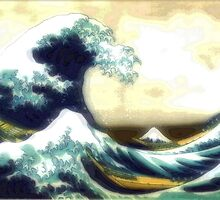 I Still Remember You, Tomodachi Hokusai by Benedikt Amrhein