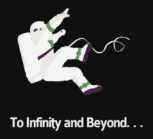 To Infinity and Beyond #2 by Simon Dyer