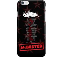 McBusted || Never Ending Tour-y iPhone Case/Skin