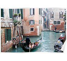 gondola time Poster
