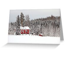 """It's beginning to look a lot like Christmas..."" Greeting Card"