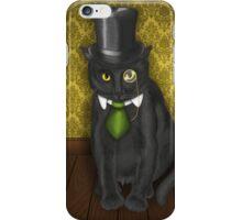 Bow-Legged Gentleman iPhone Case/Skin