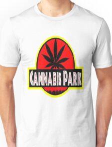 Cannabis park Unisex T-Shirt