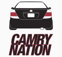 Camry Nation - Gen 5 by Jordan Bezugly