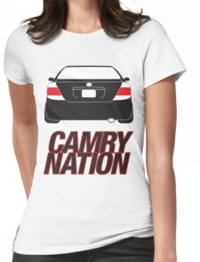 Camry Nation - Gen 5 Womens Fitted T-Shirt