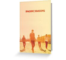 Imagine Dragons #1 Greeting Card