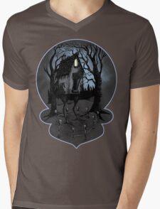 The House of Baba Yaga Mens V-Neck T-Shirt