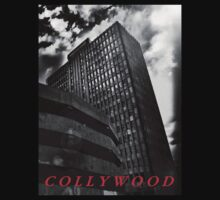 Collywood, get the Colliers Wood look by Golemware