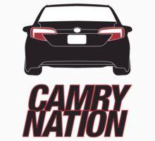 Camry Nation - Gen 7 by Jordan Bezugly