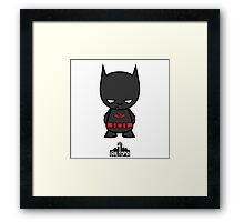 Batman Beyond Framed Print