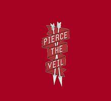 Pierce the Veil Phone Case by xPikaPowerx