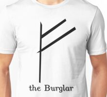 The Mark of a Burglar - An Unexpected Journey Version Unisex T-Shirt
