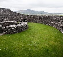 Cahergall Stone Fort by donberry