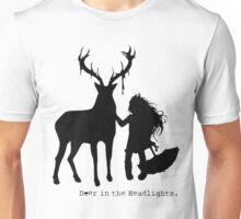 Deer in the Headlights Unisex T-Shirt
