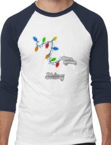 Tis the season to be Shiny Men's Baseball ¾ T-Shirt