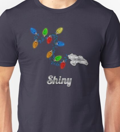 Tis the season to be Shiny Unisex T-Shirt