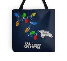 Tis the season to be Shiny Tote Bag