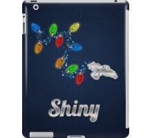Tis the season to be Shiny iPad Case/Skin