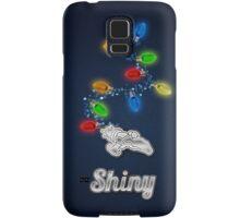 Tis the season to be Shiny Samsung Galaxy Case/Skin