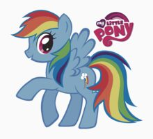 My Little Pony Rainbow Dash by odie
