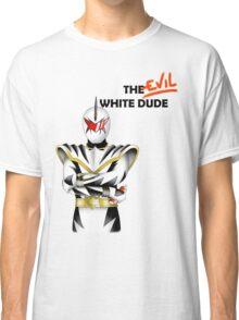 The EVIL White Dude (PRDT) Classic T-Shirt